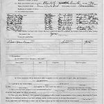 Enemy Alien Registration Affidavit for Jessie Varelmann 2