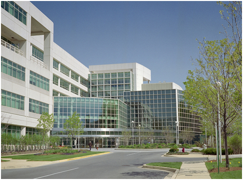The National Archives at College Park (Maryland)