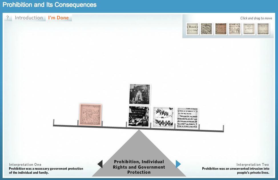Prohibition and its Consequences