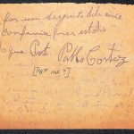 Account of Private Pablo Cortez, Company M. 141st Infantry. 36th Division. Page 2