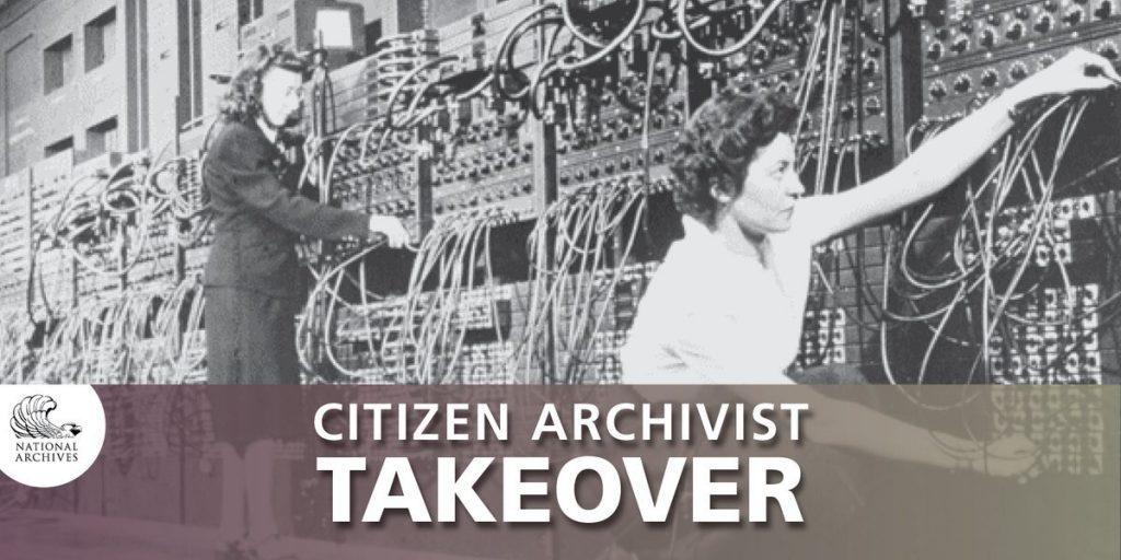 Citizen Archivist Takeover