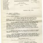 Letter from the New Jersey Association Opposed to Woman Suffrage