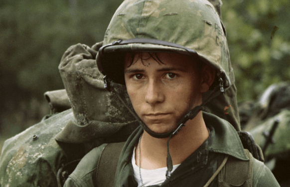 Young Marine